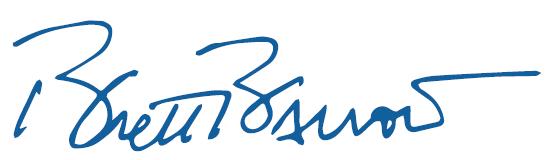 Brett Barrow signature